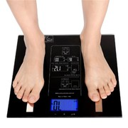 Body Fat Analyzer with blue tooth connectivity to smart phone