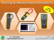 Testing & Measuring Instruments - GoodsInStock