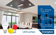 Shop for Ceiling and Wall Lights in India at Best Price by Crompton