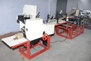 Grocery Cover Making Machine - Paper Bag Machine