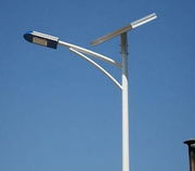 Solar Street Light Pole Manufacturers in Guwahati,  Indore,  Agra
