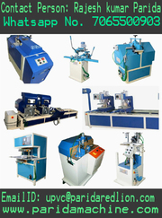 Upvc, Aluminum  Door & Windows Making Fabrication Machine Indian Manufa