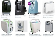 Oxygen concentrator on rent  Respikart