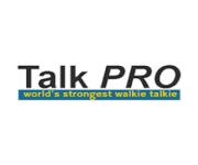 TalkPro-long range walkie talkie