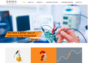 Contact Welding Automation System Provider in India - Orion Electronic