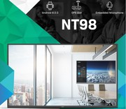 Newline's built in display management solution for commercial grade pa