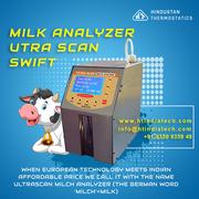 Why to Choose Ultra Scan Milk Analyzer Hindustan Thermostatics