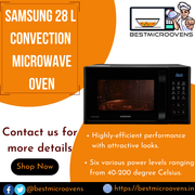 Best Convection Microwave Oven Under 6000
