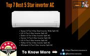 Best 5 Star Inverter AC